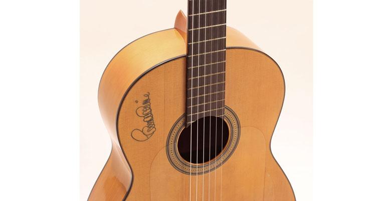 Miguel Rodriguez 1954 - Guitar 1 - Photo 2