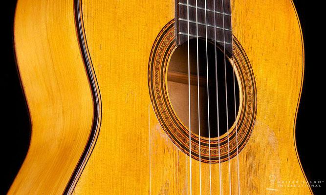 Arcangel Fernandez 1957 - Guitar 1 - Photo 8