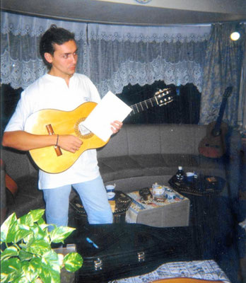 Manuel Reyes 1992 - Vicente Amigo - Guitar 2 - Photo 1