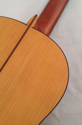 Manuel Reyes Hijo 2007 - Guitar 2 - Photo 14