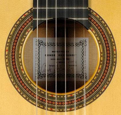 Hermanos Conde 2004 - Guitar 3 - Photo 5