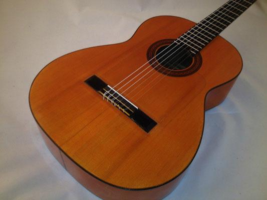 Gerundino Fernandez 1966 - Guitar 2 - Photo 8