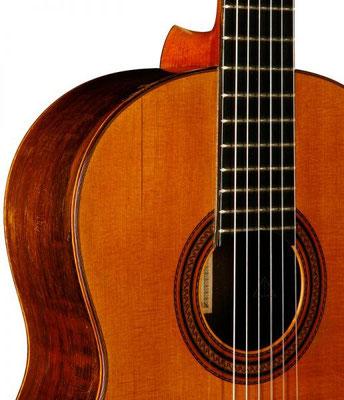 Domingo Esteso 1925 - Guitar 1 - Photo 3