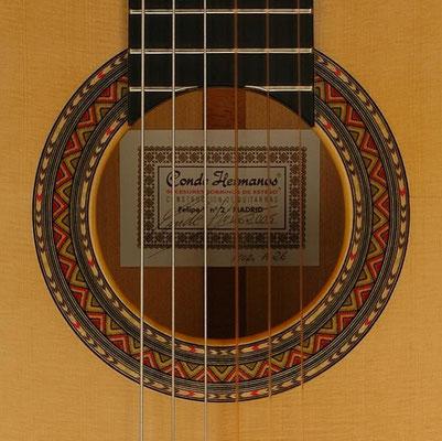 Hermanos Conde 2005 - Guitar 3 - Photo 3