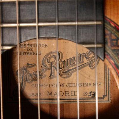 Jose Ramirez 1953 - Guitar 1 - Photo 4