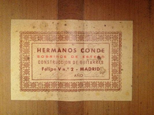 Hermanos Conde 2000 - Guitar 3 - Photo 2
