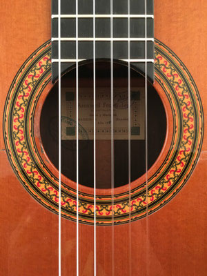 Arcangel Fernandez 1989 - Guitar 1 - Photo 1