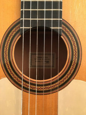 Domingo Esteso 1931 - Guitar 7 - Photo 1