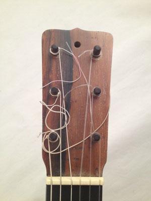 Jose Ramirez 1890 - Guitar 1 - Photo 12