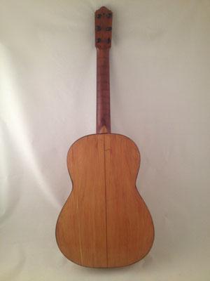 Domingo Esteso 1935 - Guitar 2 - Photo 9