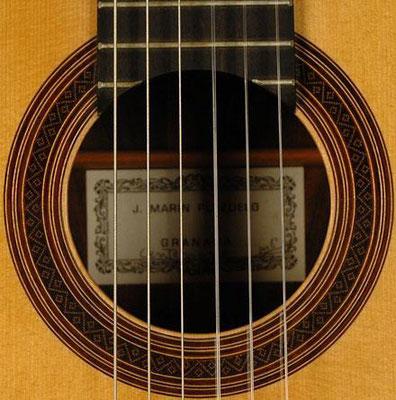 Jose Marin Plazuelo 1995 - Guitar 1 - Photo 4