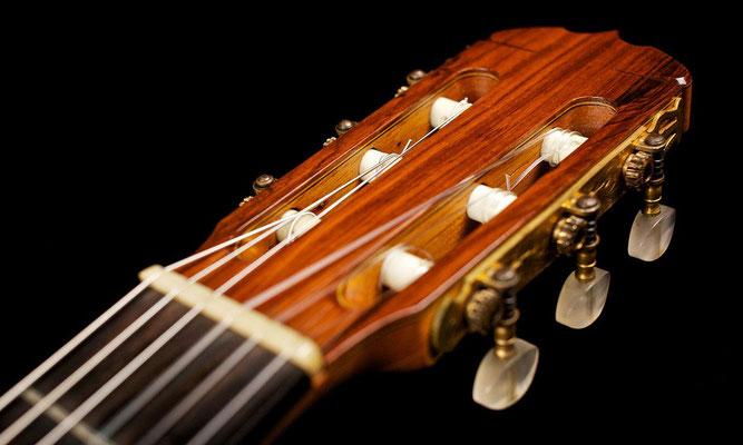 Jose Ramirez 1966 - Guitar 6 - Photo 5
