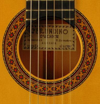 Gerundino Fernandez 1991 - Guitar 1 - Photo 2