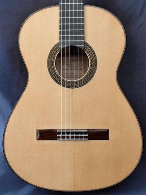 Antonio Marin Montero 2011 - Guitar 1 - Photo 7