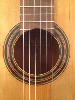 Domingo Esteso 1935 - Guitar 2 - Photo 1