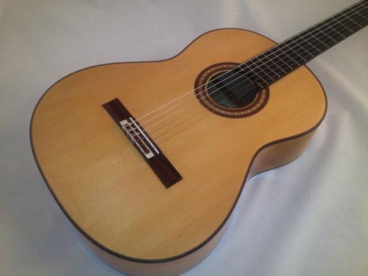 Manuel Reyes 1987 - Guitar 1 - Photo 5