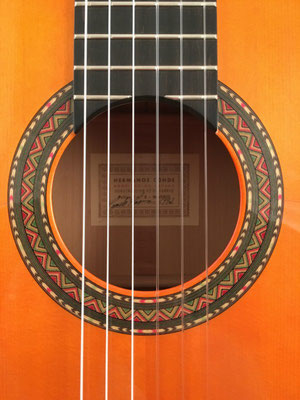 Hermanos Conde 1992 - Guitar 2 - Photo 1