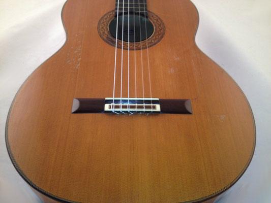 Gerundino Fernandez 1977 - Guitar 1 - Photo 4