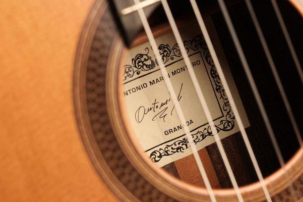 Antonio Marin Montero 2018 - Guitar 2 - Photo 9