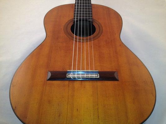 Santos Hernandez 1923 - Guitar 1 - Photo 3