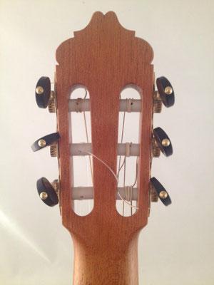 Antonio Marin Montero 2009 - Guitar 3 - Photo 2