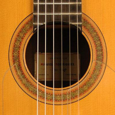 Miguel Rodriguez 1965 - Guitar 1 - Photo 5