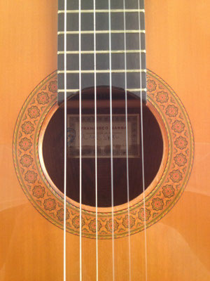 Francisco Barba 1973 - Guitar 2 - Photo 1