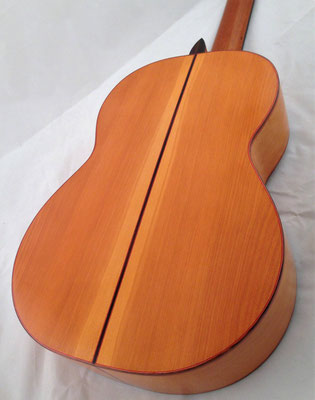 Gerundino Fernandez Hijo 2017 - Guitar 1 - Photo 11