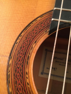 Manuel Bellido 1991 - Guitar 1 - Photo 2