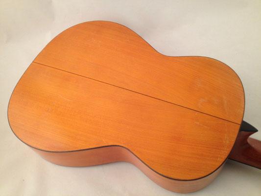 Gerundino Fernandez 1966 - Guitar 2 - Photo 12