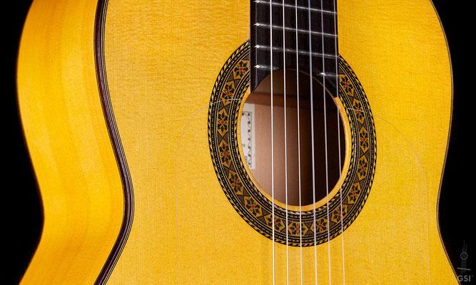 Gerundino Fernandez 1998 - Guitar 1 - Photo 5