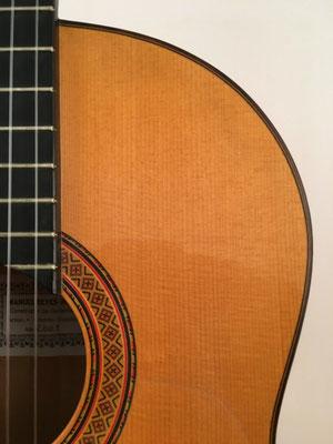Manuel Reyes Hijo 2001 - Guitar 4 - Photo 22