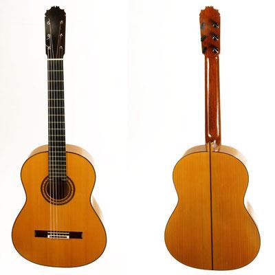 Manuel Reyes 1989 - Guitar 7 - Photo 7