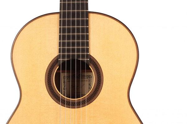 Antonio Marin Montero 2018 - Guitar 3 - Photo 21