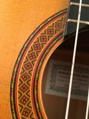 Manuel Reyes Hijo 2001 - Guitar 4 - Photo 19