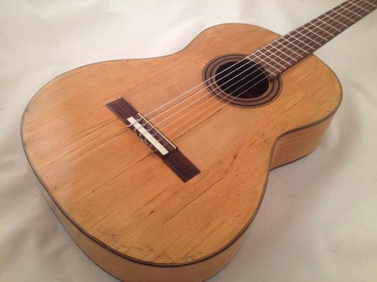 Domingo Esteso 1935 - Guitar 2 - Photo 4