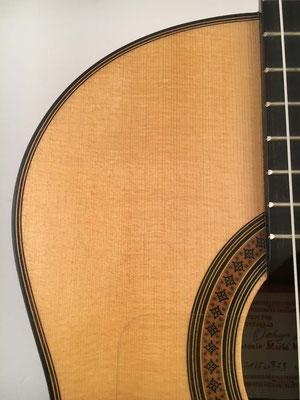 Antonio Marin Montero 2015 - Guitar 3 - Photo 13