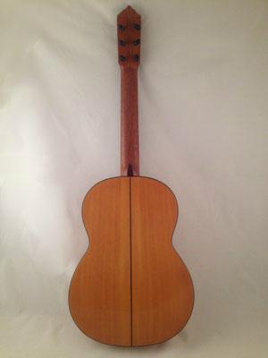 Gerundino Fernandez 1987 - Guitar 1 - Photo 12