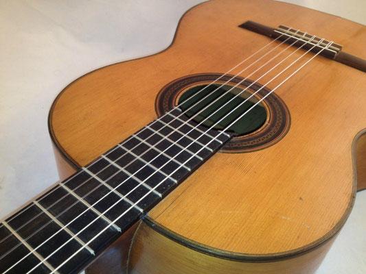 Domingo Esteso 1939 - Guitar 1 - Photo 6