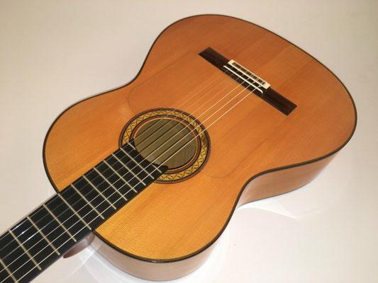 Manuel Reyes 1994 - Guitar 3 - Photo 13