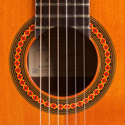 Arcangel Fernandez 1974 - Guitar 2 - Photo 3