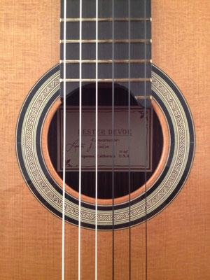 Lester Devoe 2005  - Guitar 3 - Photo 1