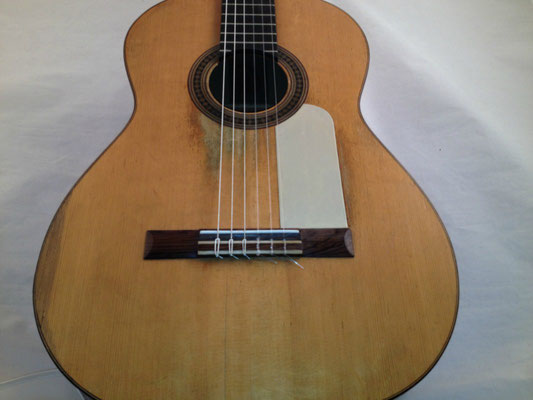 Santos Hernandez 1930 - Guitar 1 - Photo 4