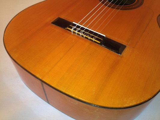 Gerundino Fernandez 1966 - Guitar 2 - Photo 9