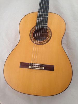 Manuel Reyes Hijo 2007 - Guitar 2 - Photo 2
