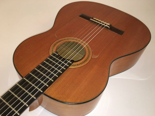 Miguel Rodriguez 1968 - Guitar 2 - Photo 30