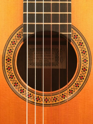 Manuel Reyes 1992 - Vicente Amigo - Guitar 2 - Photo 5