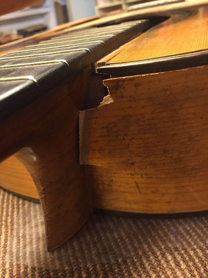 Domingo Esteso 1930 - Guitar 3 - Photo 2