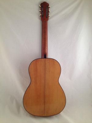 Domingo Esteso 1939 - Guitar 1 - Photo 8