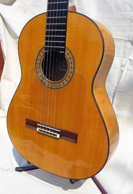 Manuel Reyes 1983 - Guitar 3 - Photo 2